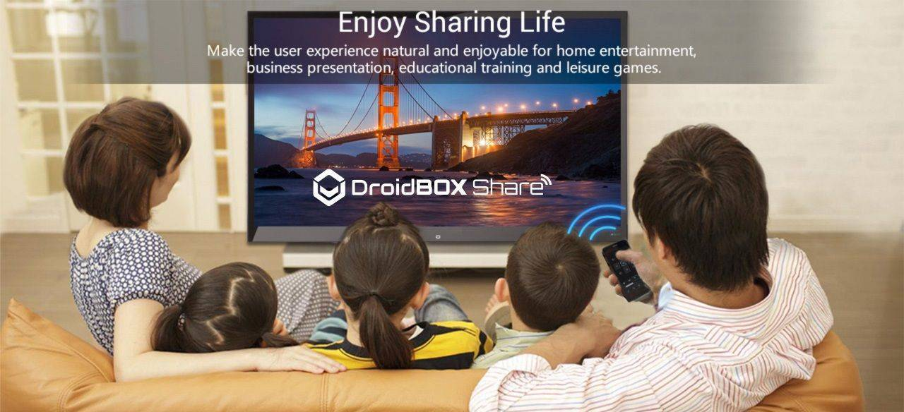 DroidBOX - Helping you share