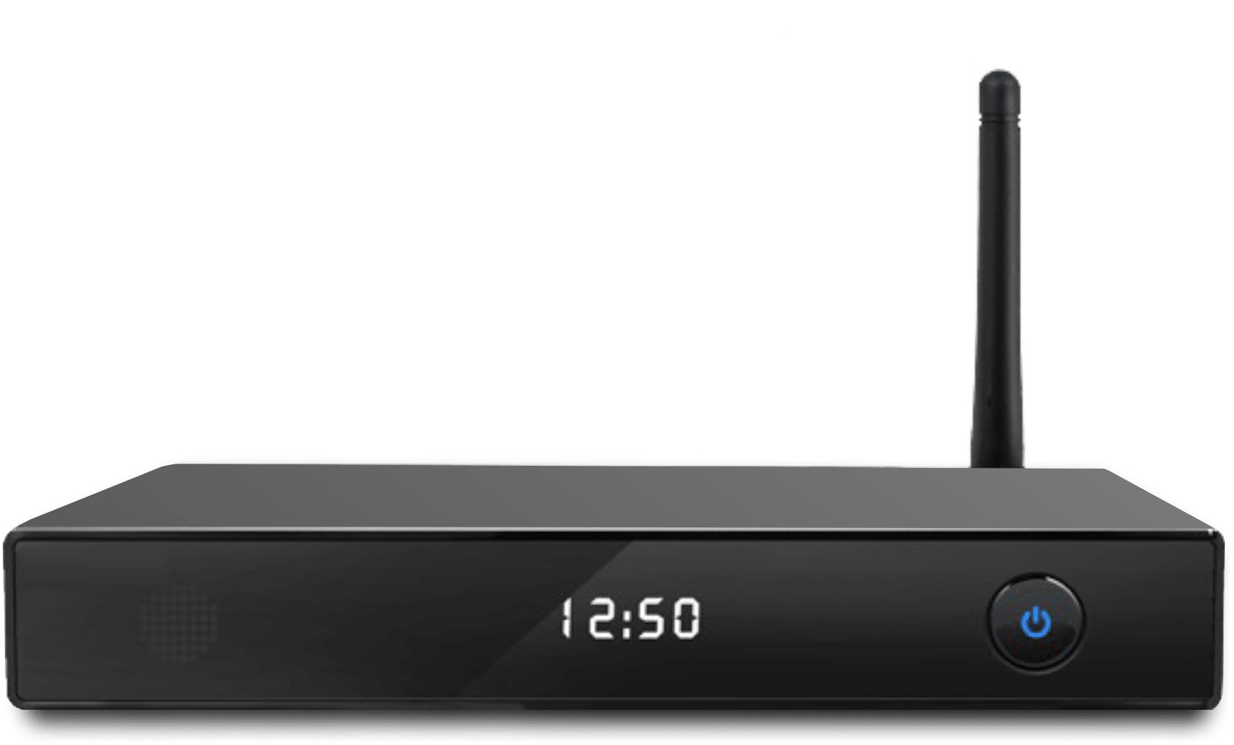 DroidBOX M5 (Refurbished) Android Set Top Box front view 2