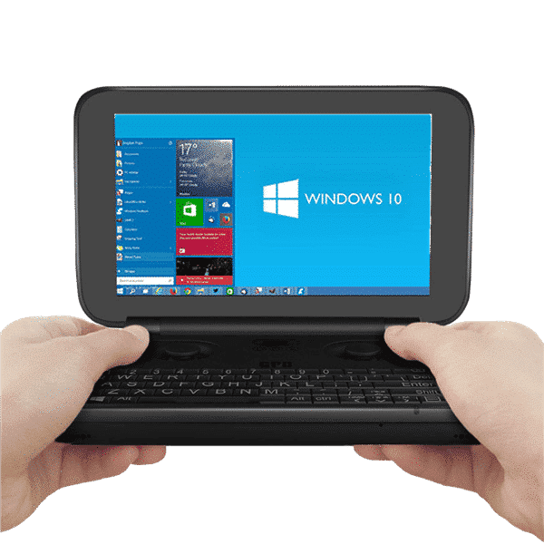 DroidBOX Win GPD Open Windows 10