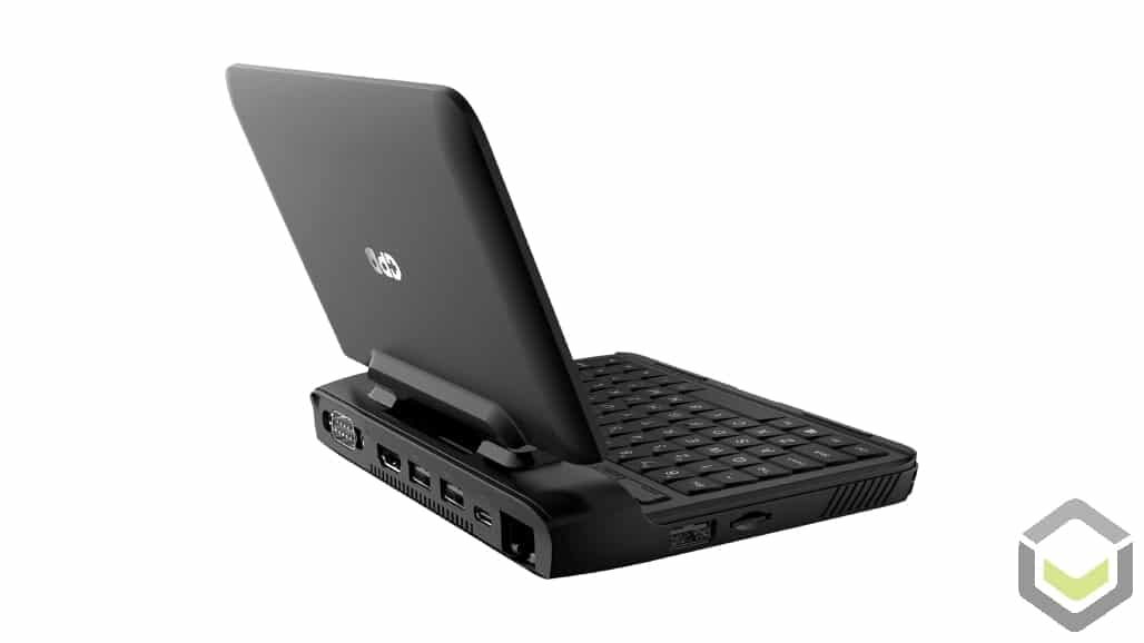 GPD Micro PC by DroiX - Windows 10 Handheld for Professionals ; Shell Design Open