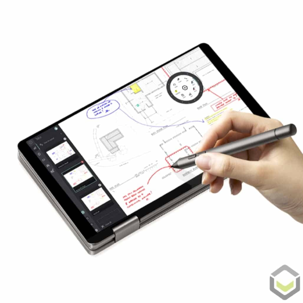 One Netbook Mix 2S Platinum Edition - Drawing Mode