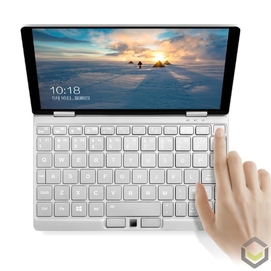 One Netbook Mix 3 - Using fingerprint with Windows Hello