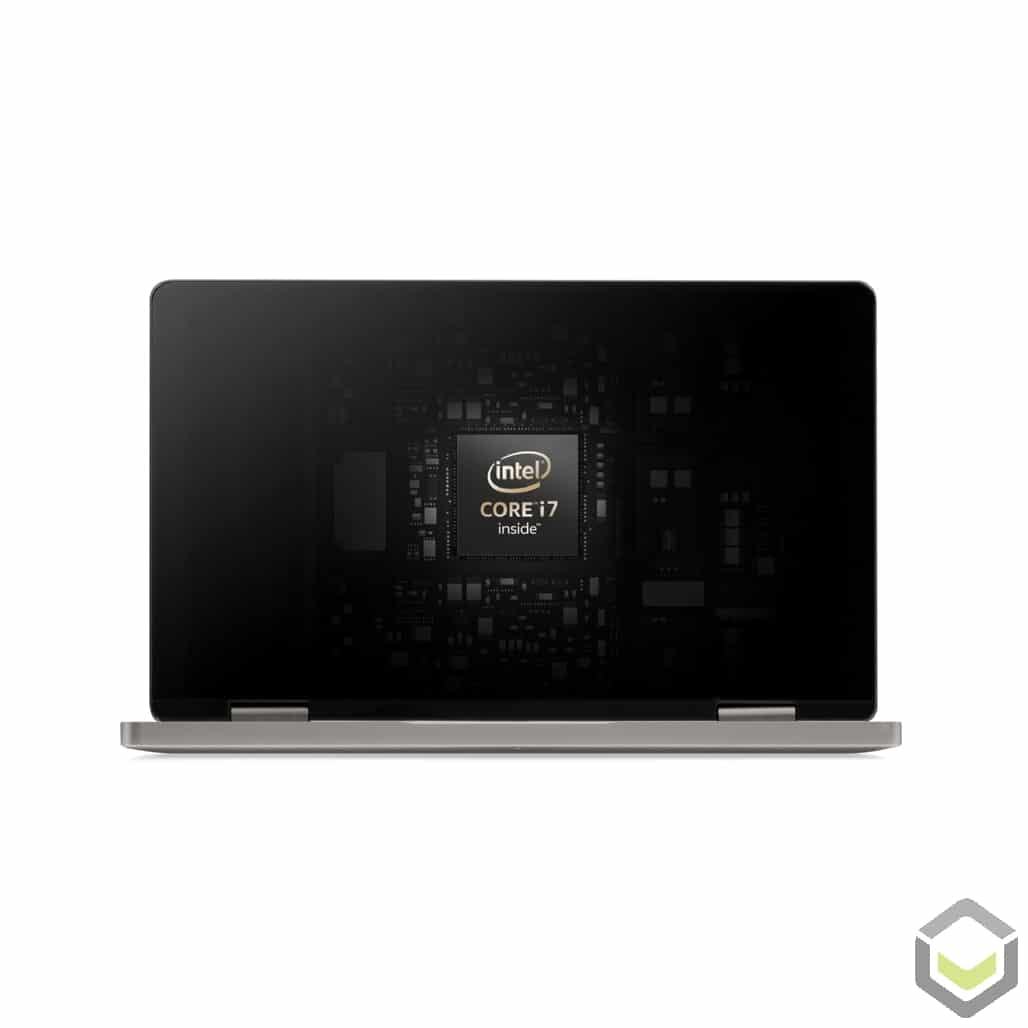 One Netbook Mix 3S Platinum Edition - Front facing view