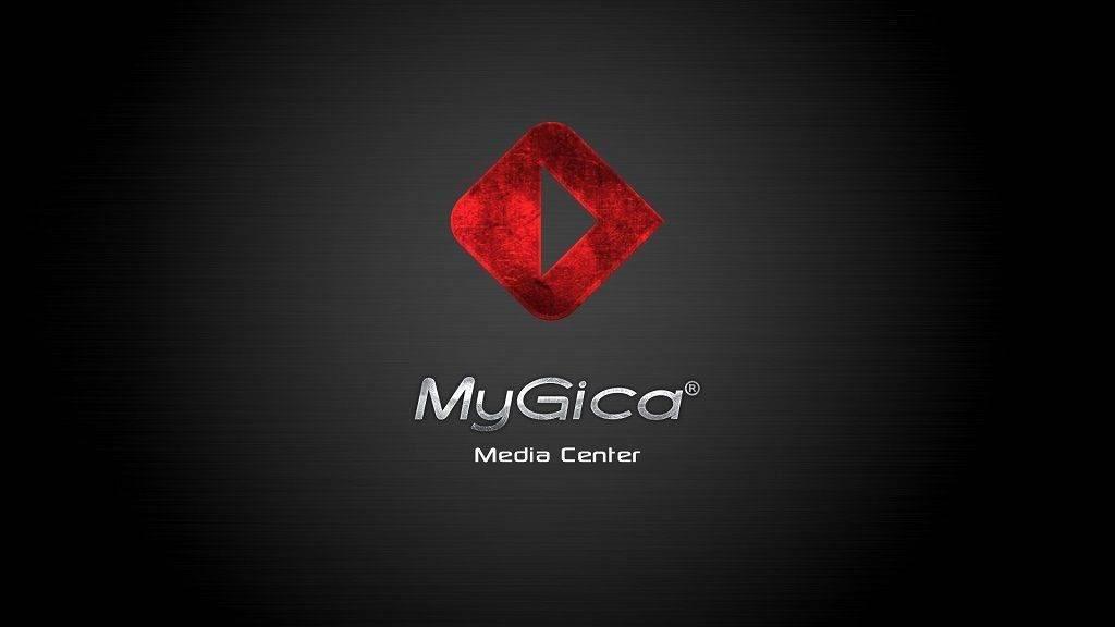 Mygica Media Center Splash