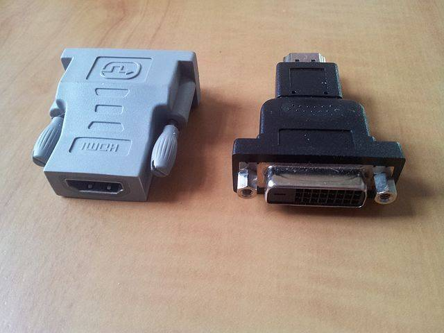 HDMI to DVI Adapters