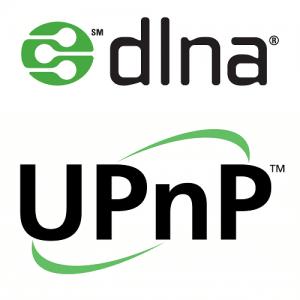 UPnP DLNA Logos