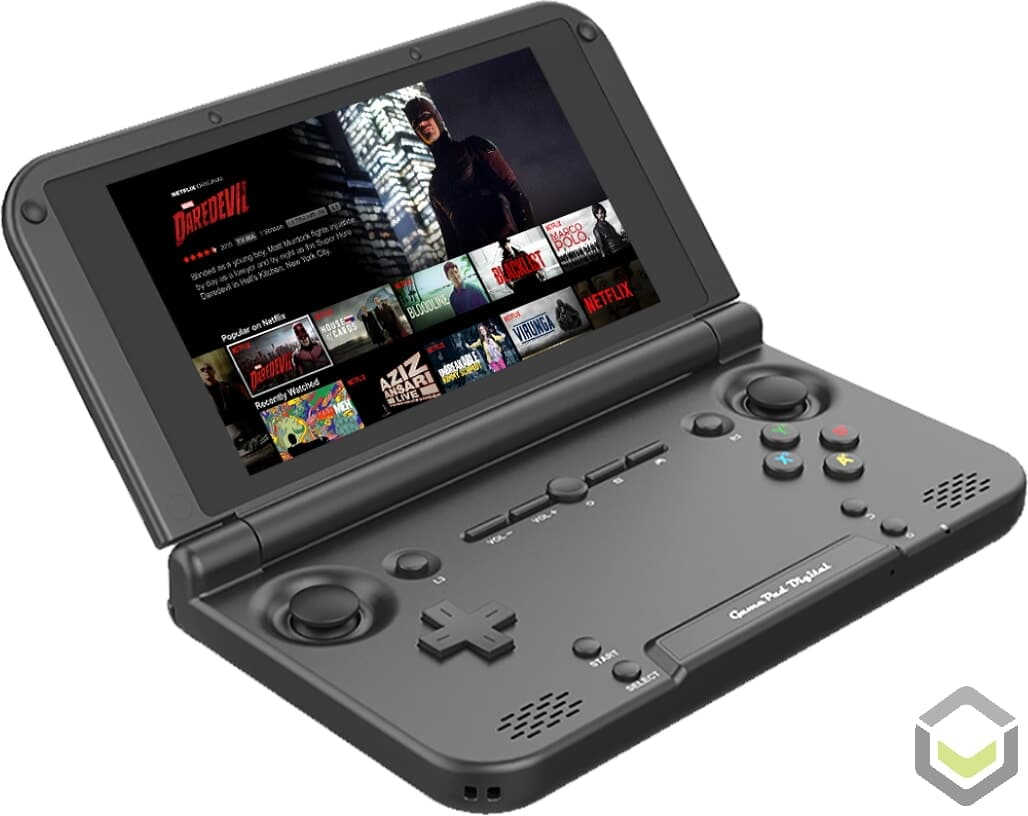 GPD XD Plus - Side View