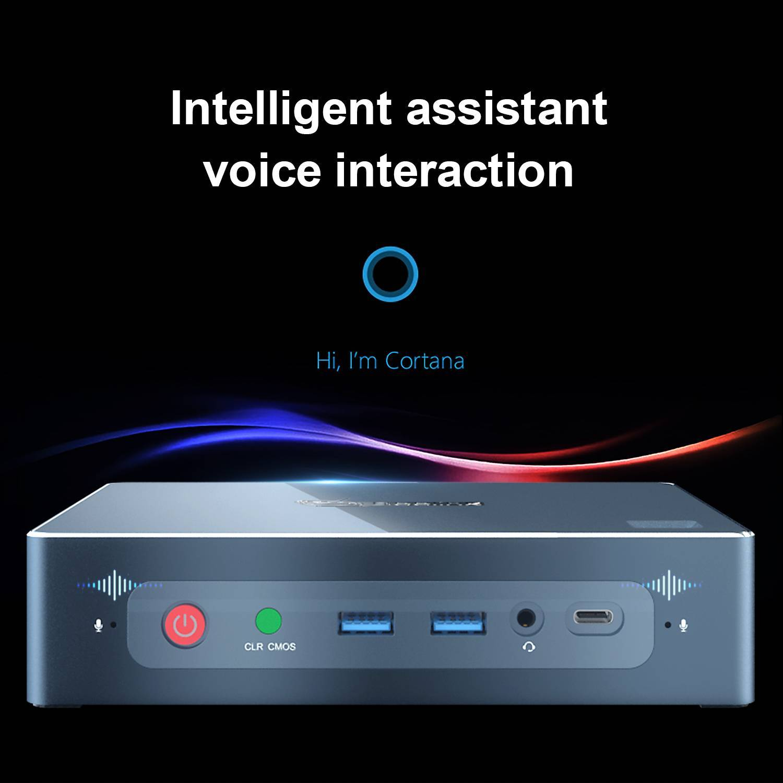 Beelink GT-R Microphone usage with Cortana