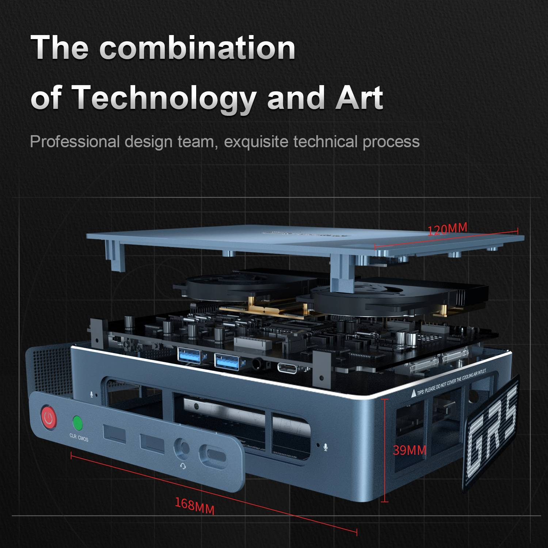Beelink GT-R Design Showcase
