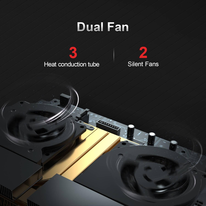 Beelink GT-R Dual-Fan System