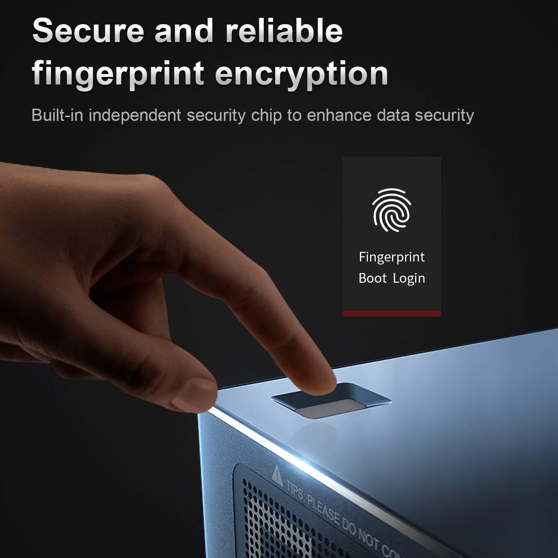 Beelink GT-R Fingerprint Sensor for Windows Hello