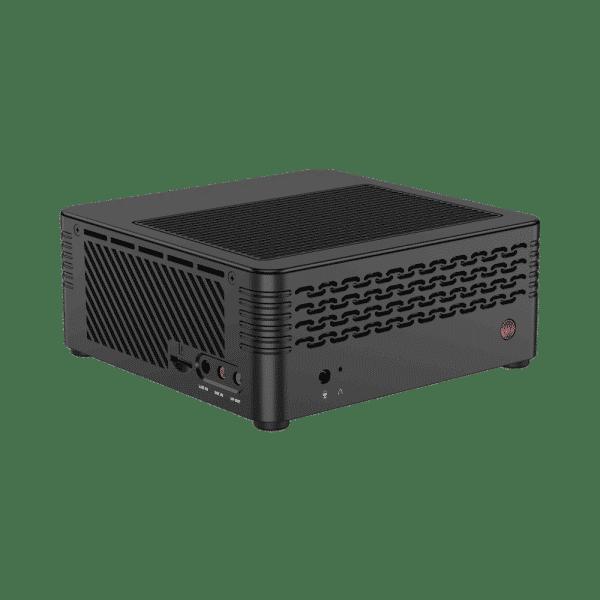 MINISFORUM H31 Mini PC - Shown at angle