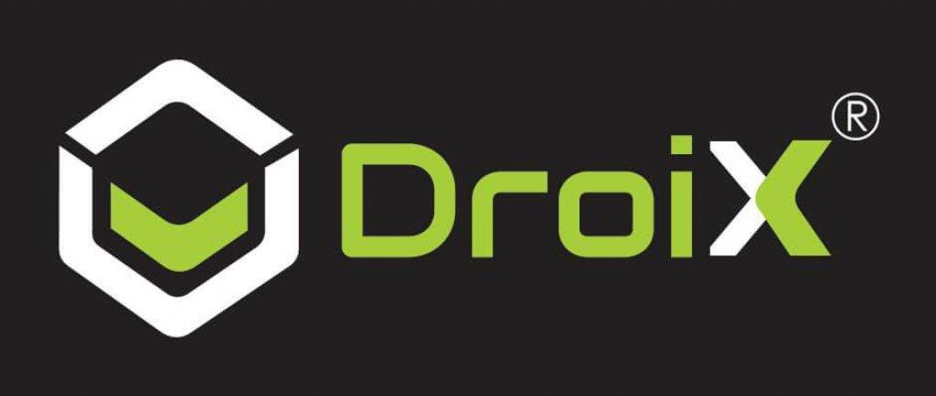 DroiX Logo for Emails