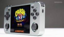 RG350M Retro Gaming Handheld