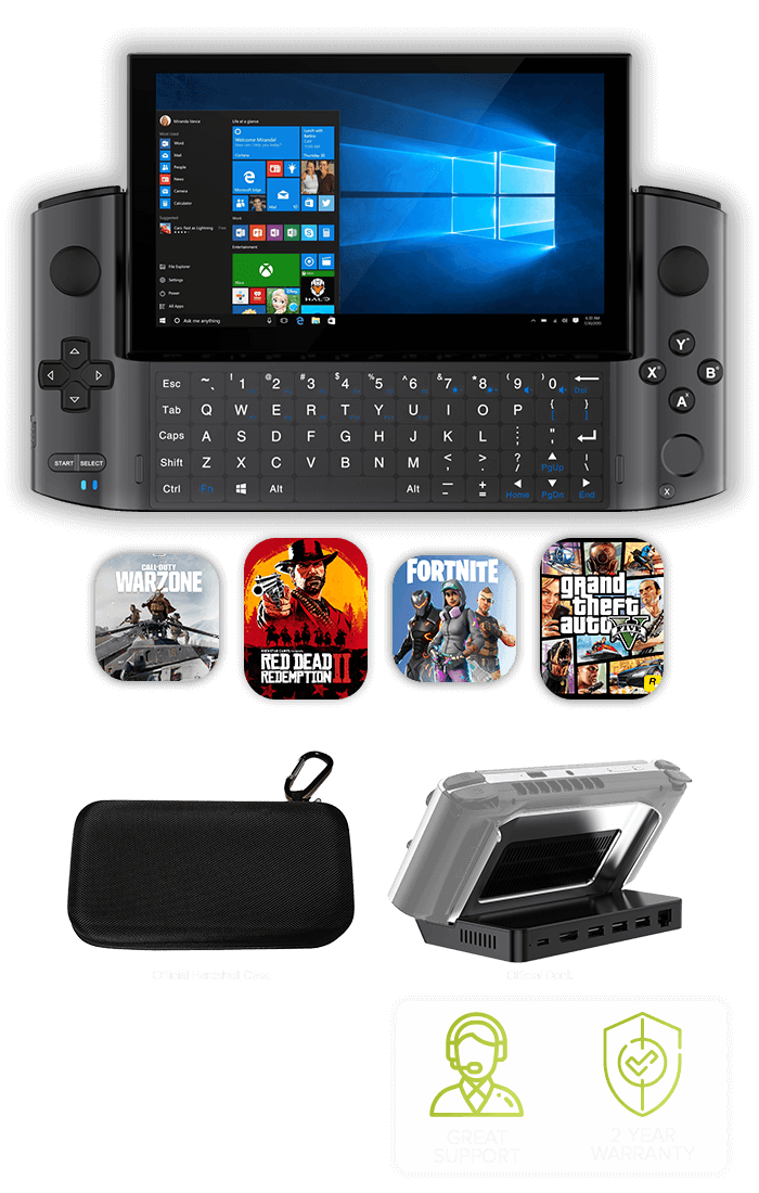 GPD WIN 3 Plus Case and Dock offer