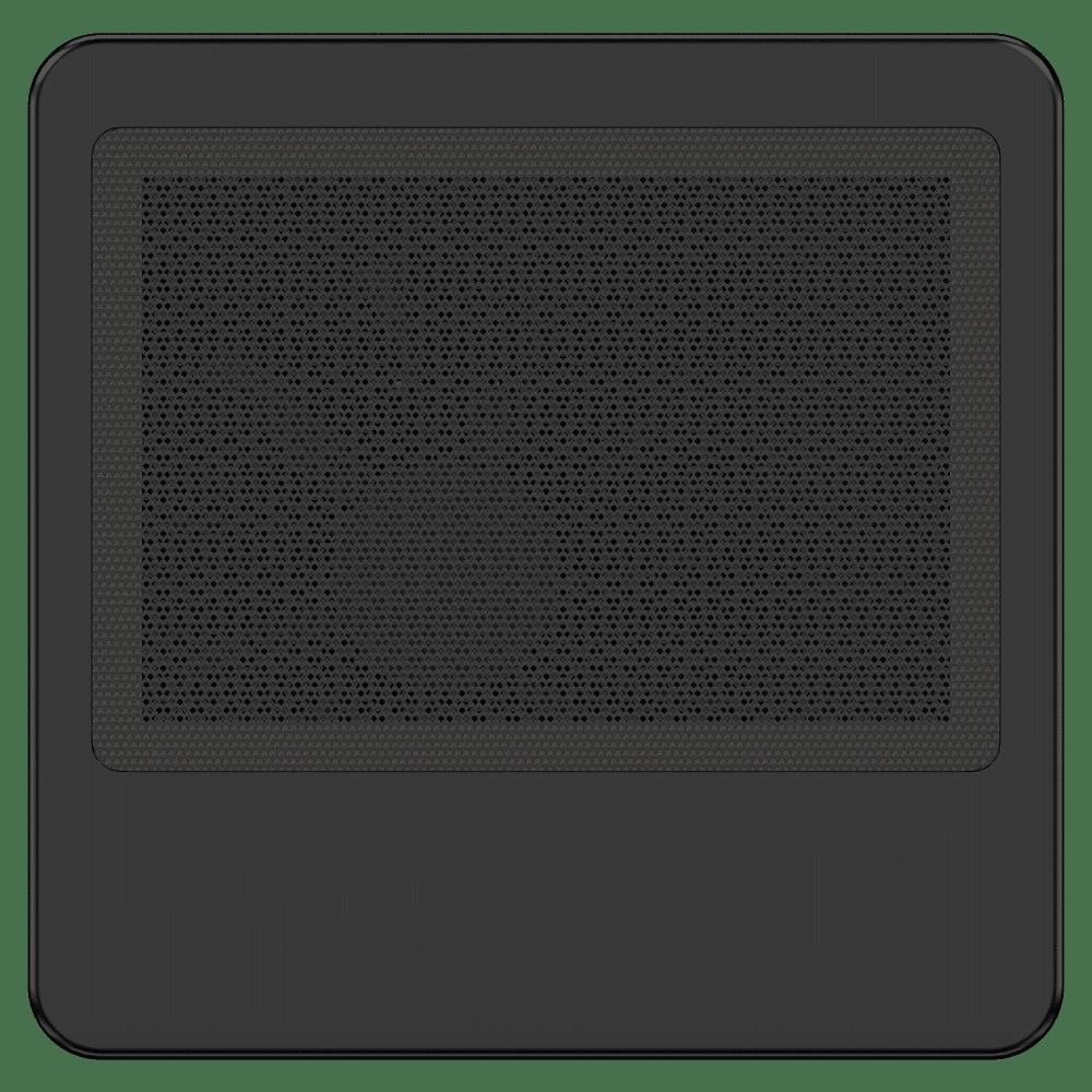 MinisForum EliteMini X400 Ryzen 3 PRO Mini Computer - Showing top lid