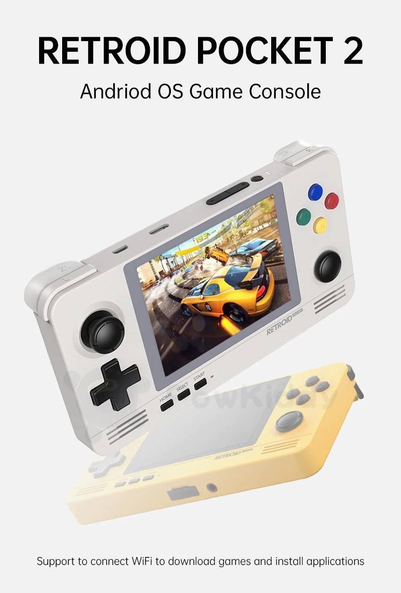 Retroid Pocket 2 - Product Showcase