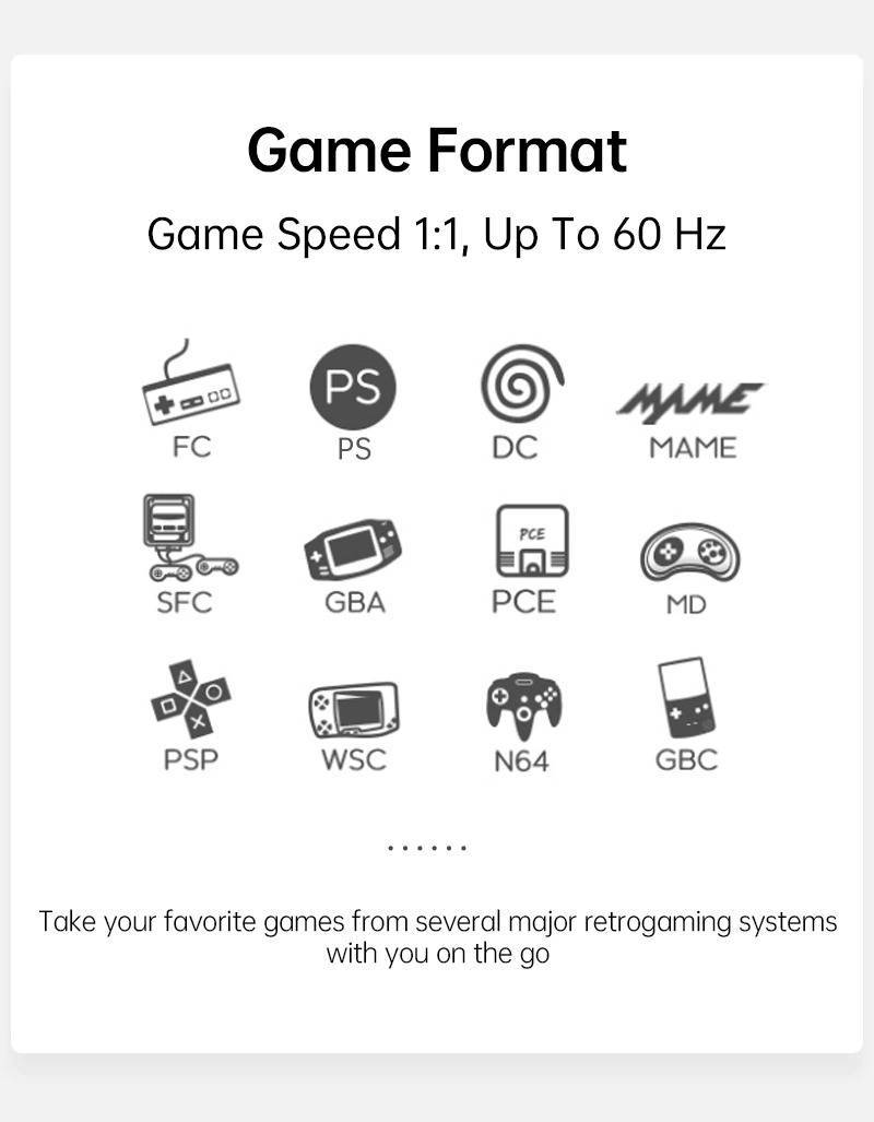 Retroid Pocket 2 - Game format accepted