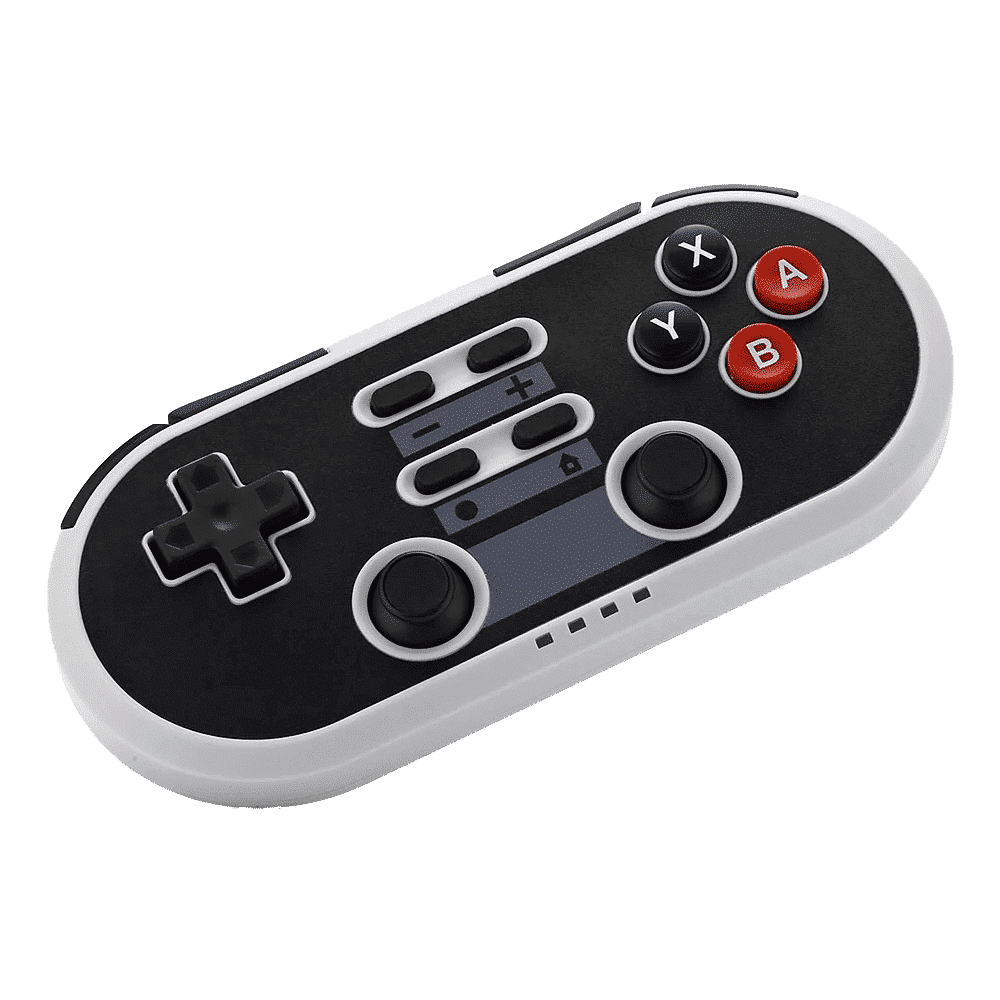 NS02 Gaming Controller shown from the front