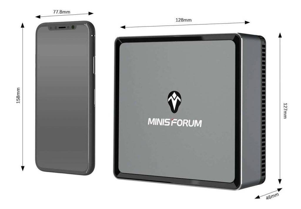 mini pc size comparison