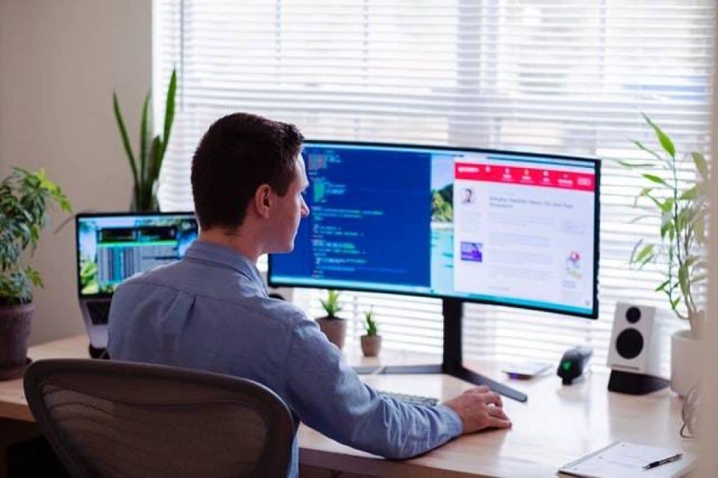 Home Office PC Setup