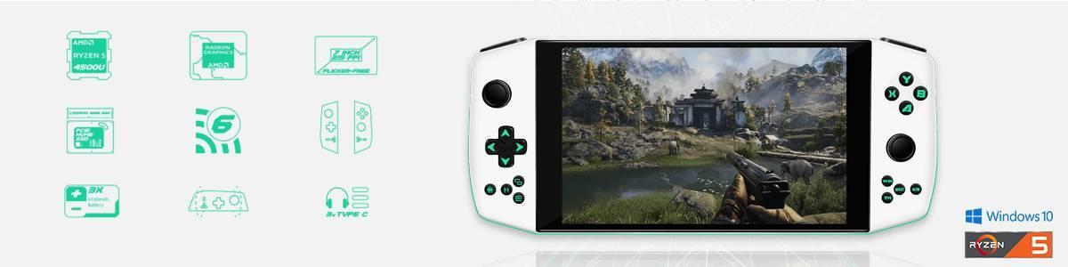 AYA NEO Gaming Handheld