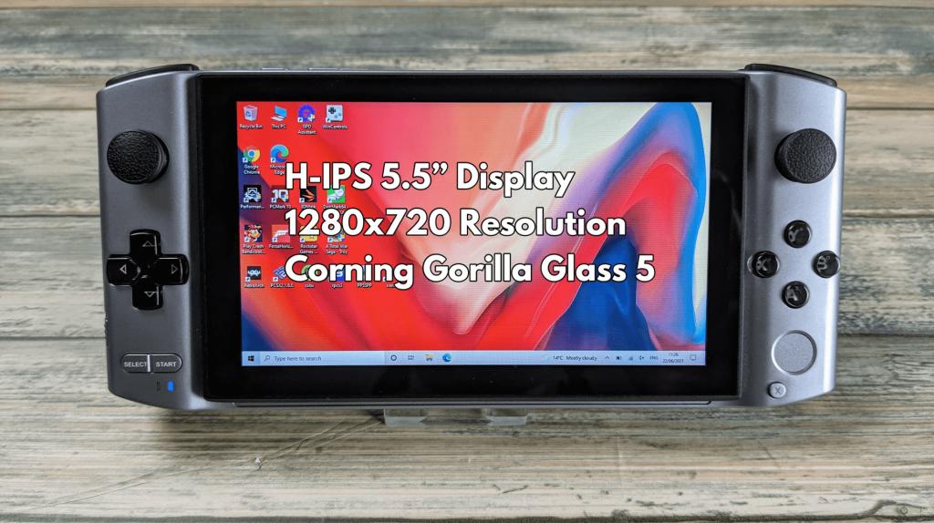 GPD Win 3 Display