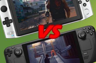GPD Win 3 vs Steam Deck