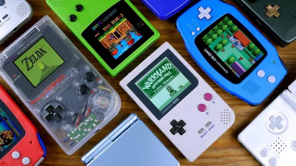 Game Boy Models