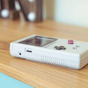 gaming handheld