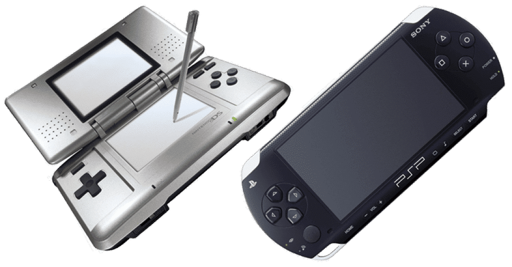DS and PSP