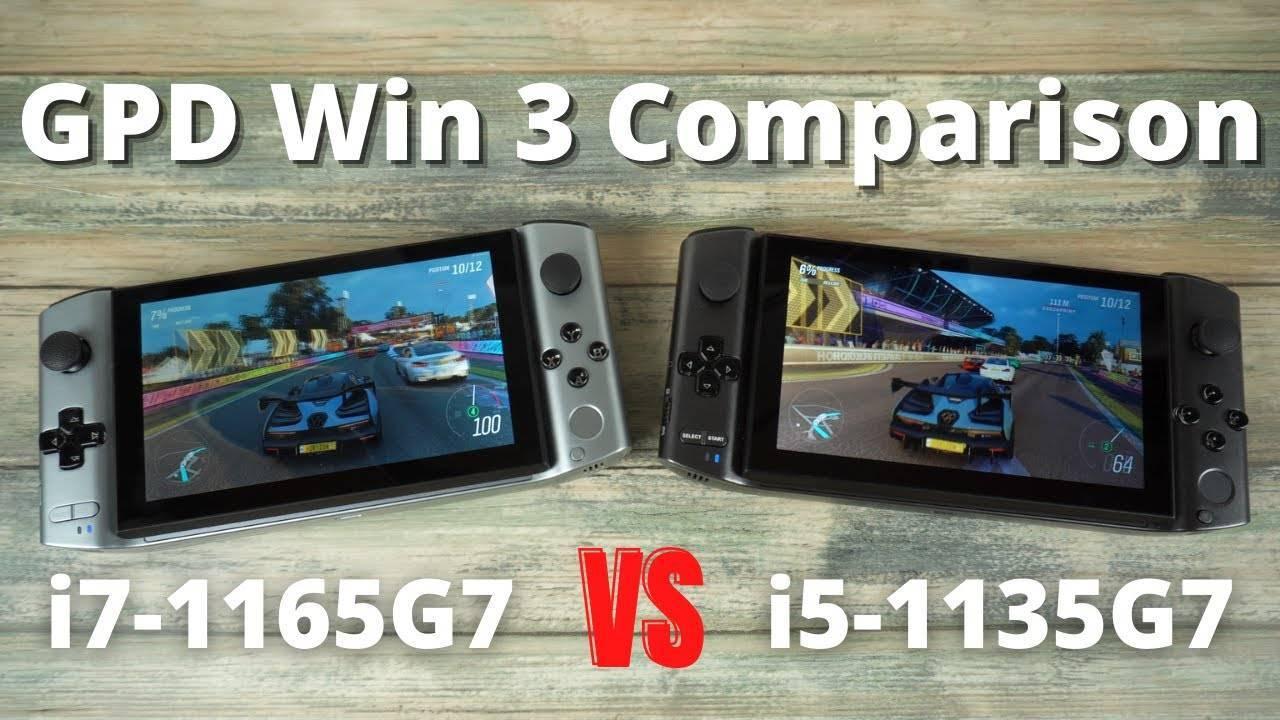 Win 3 i5 vs i7 Gaming Comparison Thumbnail