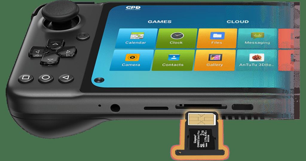 GPD XP MicroSD Card