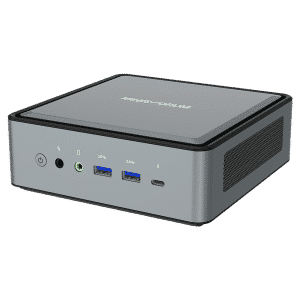 MinisForum TL50 - Shown from the front