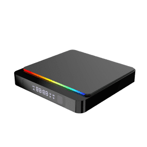 X4 PRO Digital Signage Android BOX - Shown from the Front