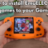 How to connect to WiFi, change theme and scrape game data on EmuELEC