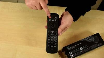 Rii MX6 Wireless remote keyboard with Air Mouse and Microphone
